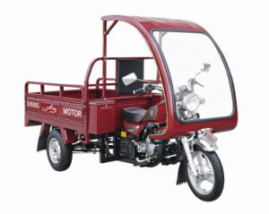 150CC Tricycle Xf-150zh / Three Wheel Motorcycle/with Glass Cover