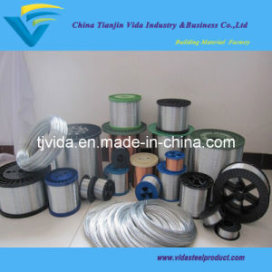 Galvanized Wire for Making Brushes