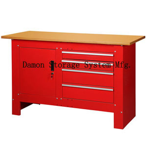 4-Drawer Workbench