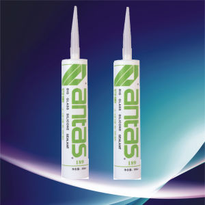 Acetic Silicone Sealant for Big Glass