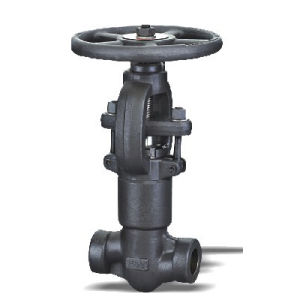 ANSI Forged Sw End Pressure Seal Globe Valve
