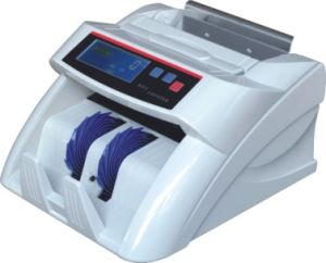 Bill Counter (with LCD Display) (WJD-208)