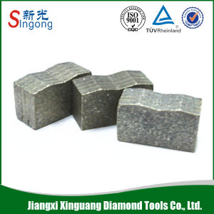 High Marble Cutting Diamond Segment for Saw Blade pictures & photos