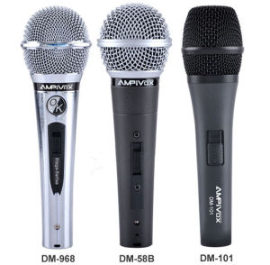 china wire dynamic microphone dm 58b china microphone dynamic microphone. Black Bedroom Furniture Sets. Home Design Ideas