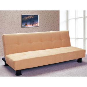Modern Fabric Functional Sofa Bed (WD-696)
