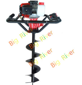 Ground Drilling Machine / Ice Drilling 52cc/ Earth Auger