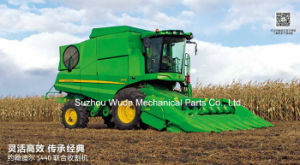 John Deere Combine >> China John Deere Combine Harvester For Rice Soyben Wheat S440 Series