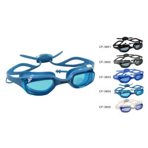 Silicone Swimming Goggle (CF-3800) pictures & photos