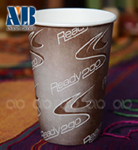 12oz Vending Machine Hot Coffee Paper Cups