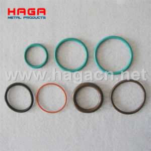 As568 Bs1806 20 - 90 Shore a Different Color Plastic O Rings pictures & photos