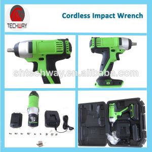 M6-M16 DIY Cordless Imapct Wrench pictures & photos