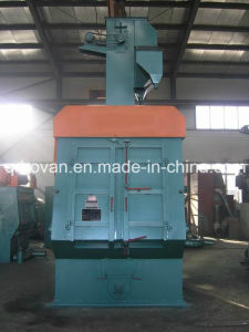 Tumble Belt Shot Blasting Machine for Metal Derusting
