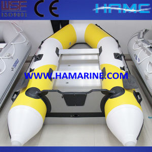 Yellow Inflatable Boat Yd-370