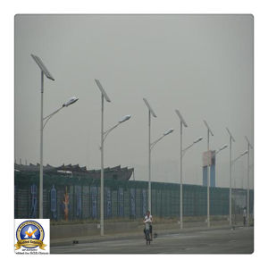 LED Street Lamp with Solar Panel