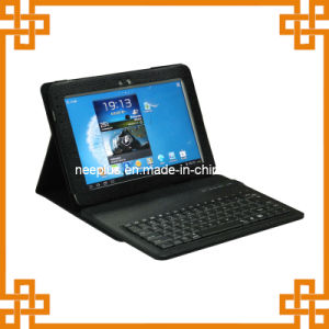 2.4G Wireless Tablet Keyboard Case for Samsung Tab N8000