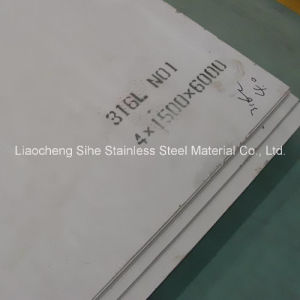 304/304L 2b Stainless Steel Sheet Professional Supplier in China pictures & photos