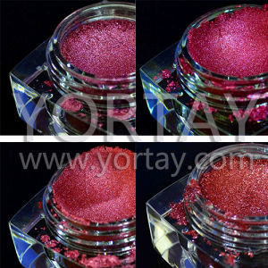 Red Iron Oxide Pearl Pigments/Shinning Metallic Luster Effect Pearlescent Powder