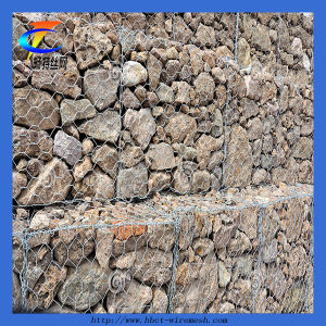 Landscape Hexagonal Gabion Mesh (CT-1) pictures & photos
