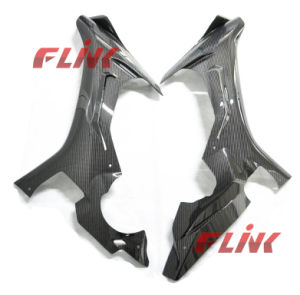 Motorycycle Carbon Fiber Parts Side Panel for YAMAHA R1 2015 pictures & photos