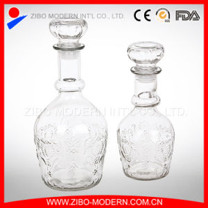 Wholesale 500ml-1000ml Various Beverage Glass Bottle pictures & photos