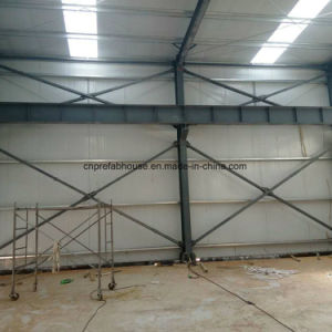 Size Customized Prefab Metal Buildings pictures & photos