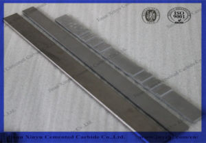 Customized Available Ground & Unground Tungsten Carbide Strip pictures & photos