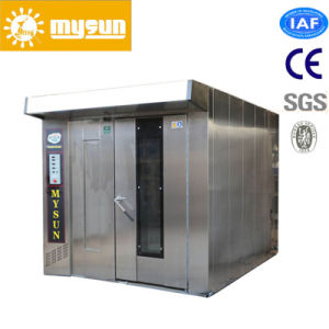 Bakery Machine Electric Rotary Oven for Bakery with 64 Pans