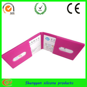 Ultrathin Silione Name Card Holder (SY-MP-104)