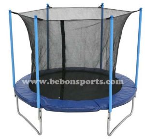 6ft Trampoline with Safety Net  (063260S2N)