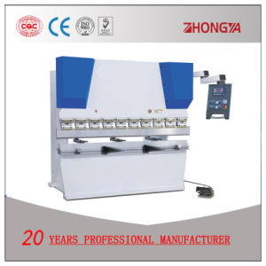 Pbh-50t/2500 CNC Hydraulic Press Brake Bending Machine pictures & photos