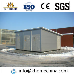 Ce Standard Prefab House for Factory Substation pictures & photos