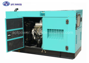 Prime 50kVA 40kw Soundproof Lovol Diesel Generator pictures & photos