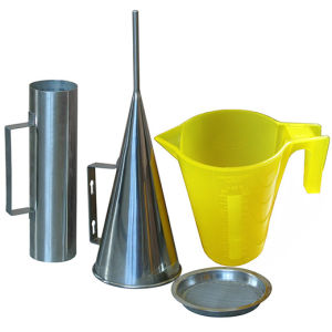 Marsh Funnel Viscometer, Stainless Steel pictures & photos