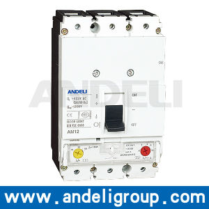 MCCB 160A Moulded Case Circuit Breaker (AM12) pictures & photos