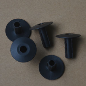 Cable Feedthrough Wall Bushing in Black pictures & photos
