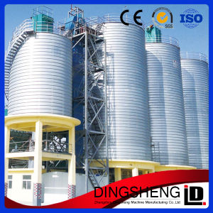 Steel Plate Granary Storage Steel Silo pictures & photos