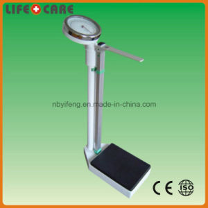 200/300/500kg Medical Double Dial Platform Scale pictures & photos