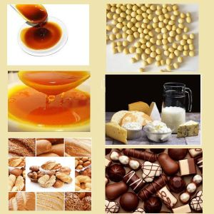 Non Transparency Lecithin Soy Lecithin GMO pictures & photos