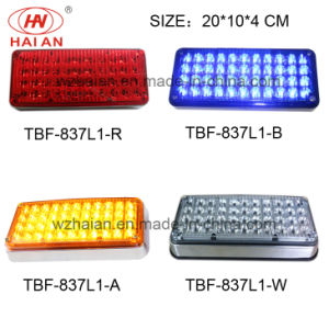 Multicolor Emergency Vehicles Surface Mount LED Strobe Lights (TBF-837L1) pictures & photos