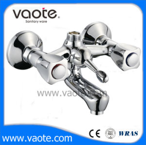 Double Handle Bath Mixer (VT60901) pictures & photos