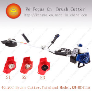 Robin Style Side-Attached Brush Cutter with 1e40f-6 Engine and 40.2cc