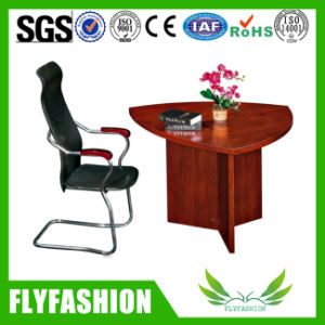 Fashion Wood Office Furniture Manager Boss Table with Chair (CT-34)