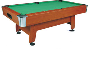Stupendous Indoor Mdf Wooden Pool Table Billiard Table For Sale Self Return Ball System Beutiful Home Inspiration Xortanetmahrainfo