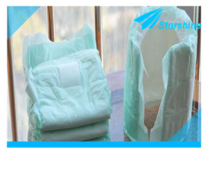 Disposable Ultra Thick Adult Diaper for Elderly/Senior/Old People