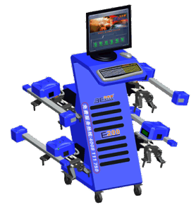 CCD 4 Wheel Alignment/ Wheel Aligner E200 pictures & photos