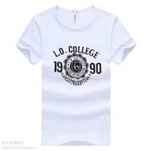 Custom Cotton/Polyester Printed T-Shirt for Men (M056) pictures & photos
