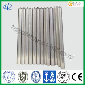 Az63b Used for Water Heaters Cast Magnesium Anode Rod