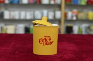 Yellow Coffee Cup with Lid pictures & photos
