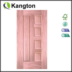 Veneer Skin Door with Design (door skin) pictures & photos