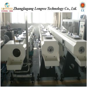 Plastic Pipe Extrusion Line for PE pictures & photos